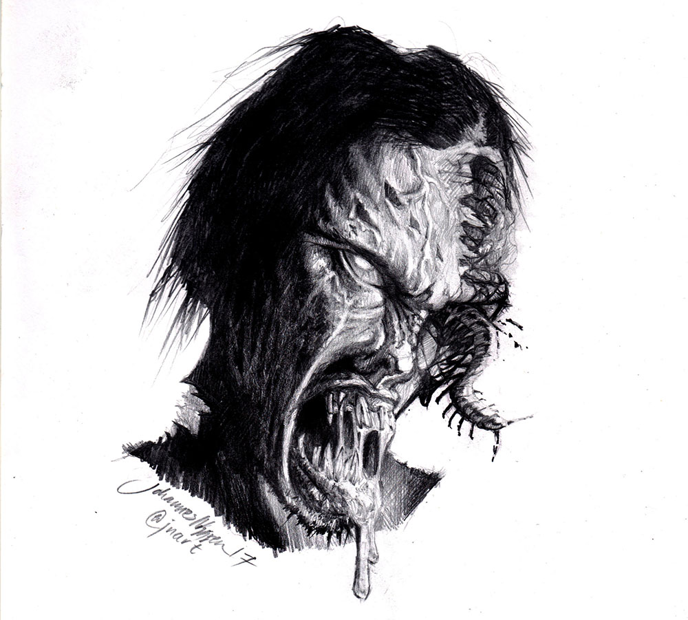 Zombie illustration